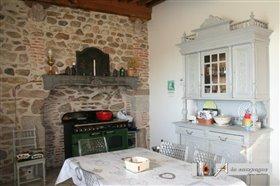 Image No.4-Maison de 4 chambres à vendre à Buxières-sous-Montaigut