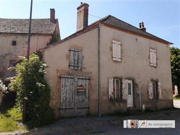 1 - Rougnat, House