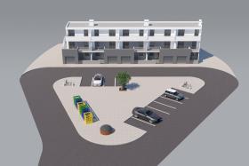 Image No.5-Duplex de 2 chambres à vendre à Manta Rota