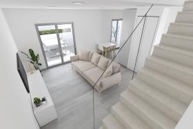 Image No.9-Duplex de 2 chambres à vendre à Manta Rota