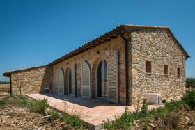 Image No.1-Grange de 2 chambres à vendre à San Gimignano