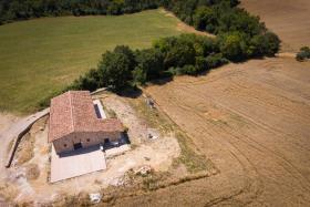 Image No.3-Grange de 2 chambres à vendre à San Gimignano