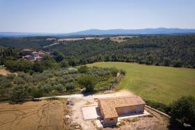 Image No.4-Grange de 2 chambres à vendre à San Gimignano