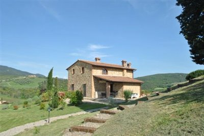 1 - Gambassi Terme, Country House