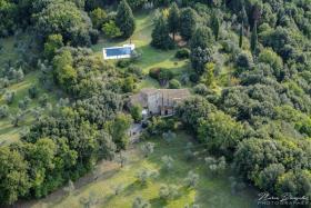 Image No.3-Ferme de 5 chambres à vendre à Volterra