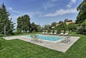 Image No.4-Ferme de 5 chambres à vendre à Volterra