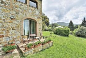Image No.8-Ferme de 5 chambres à vendre à Volterra