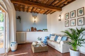 Image No.8-Ferme de 11 chambres à vendre à Pomarance