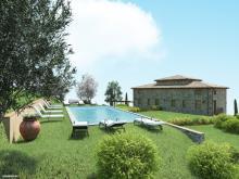 Image No.5-Maison de 3 chambres à vendre à Volterra