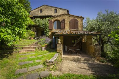 1 - Volterra, Country House