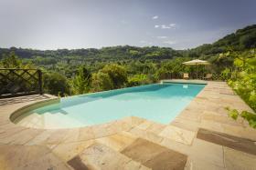 Image No.2-Maison de campagne de 4 chambres à vendre à Volterra