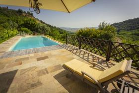 Image No.3-Maison de campagne de 4 chambres à vendre à Volterra