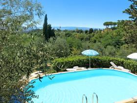 Image No.1-Villa de 3 chambres à vendre à Palaia