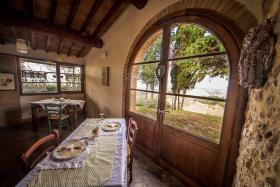 Image No.3-Ferme de 6 chambres à vendre à Volterra