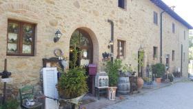 Image No.5-Ferme de 6 chambres à vendre à Volterra