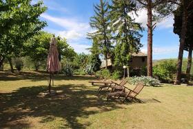 Image No.2-Ferme de 5 chambres à vendre à Volterra