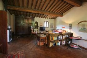 Image No.14-Ferme de 5 chambres à vendre à Volterra