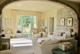 Lajatico, Country House