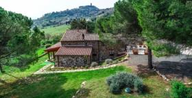 Image No.8-Maison de campagne de 4 chambres à vendre à Montecatini Val di Cecina