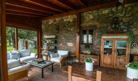 Image No.10-Maison de campagne de 4 chambres à vendre à Montecatini Val di Cecina