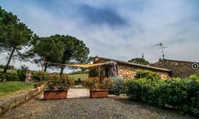 Image No.9-Maison de campagne de 4 chambres à vendre à Montecatini Val di Cecina