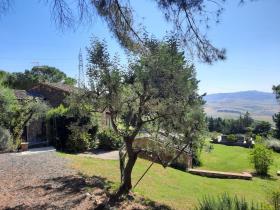 Image No.5-Maison de campagne de 4 chambres à vendre à Montecatini Val di Cecina