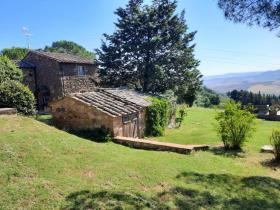 Image No.6-Maison de campagne de 4 chambres à vendre à Montecatini Val di Cecina