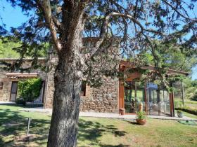 Image No.2-Maison de campagne de 4 chambres à vendre à Montecatini Val di Cecina
