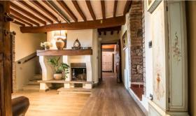 Image No.25-Maison de campagne de 4 chambres à vendre à Montecatini Val di Cecina