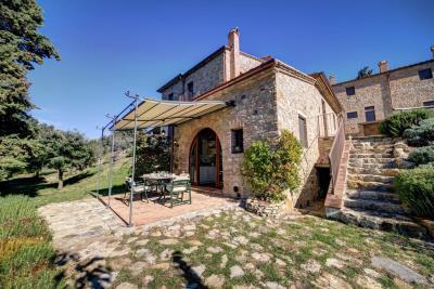 1 - Gambassi Terme, Apartment
