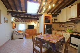 Image No.1-Appartement de 1 chambre à vendre à Volterra