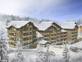 La Plagne, Apartment
