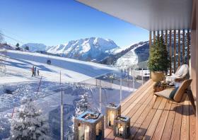L'Alpe d'Huez, Apartment