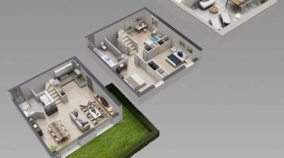 3D-house-plan