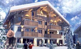 Image No.3-Appartement de 1 chambre à vendre à Megève