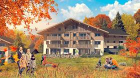 Image No.4-Appartement de 2 chambres à vendre à Megève