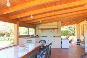 Image No.1-Villa / Détaché de 3 chambres à vendre à Zambrone