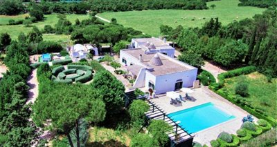 1 - Martina Franca, Country House