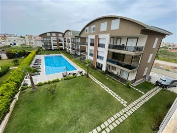 Luxury Golf Penthouse In Belek - New Boutique complex