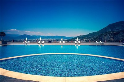Fethiye Town Nature View Apartments - Huge infinity pool