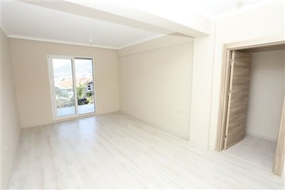 Fethiye Town Nature View Apartments - Master bedroom