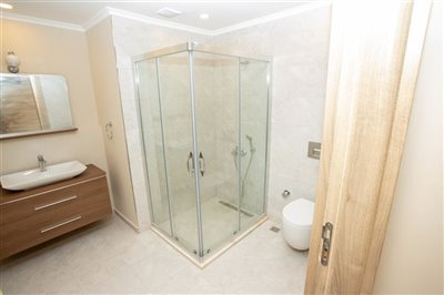 Fethiye Town Nature View Apartments - 2 shower rooms