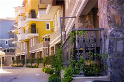 Fethiye Town Nature View Apartments - Low-rise blocks