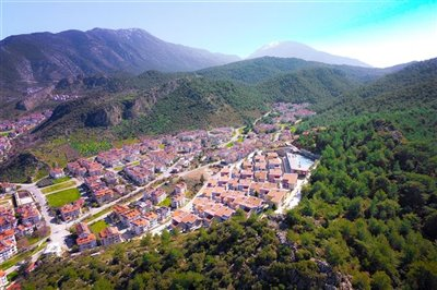 Fethiye Town Nature View Apartments - Forest setting