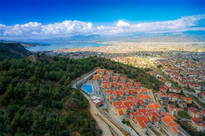Fethiye Town Nature View Apartments - Healthy green area