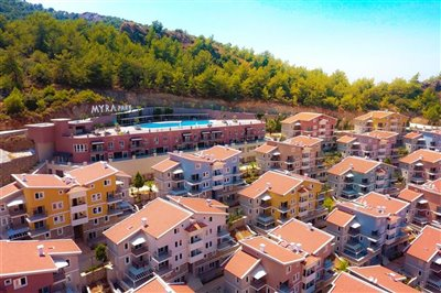 Fethiye Town Nature View Apartments - Modern apartments