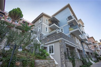 Fethiye Town Nature View Apartments - Nature view balconies