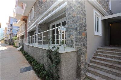 Fethiye Town Nature View Apartments -  Private entrance