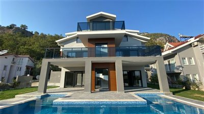 New Sea View Gocek Villas - Newly completed