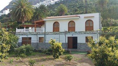 1 - Agaete, Villa
